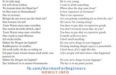 German For Beginners: Colloquial German 3