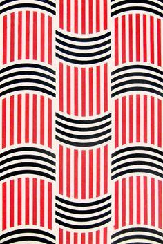fabric design by Varvara Stepanova - 1924