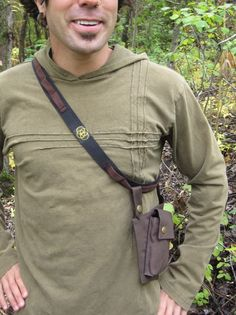 Mens Light Duty All Cotton Brown Single by consciouslyaltered