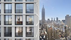 Gallery - David Chipperfield Reveals His First Residential Project in New York - 1