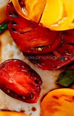 Heirloom Tomato Salad @Sylvie | Gourmande in the Kitchen