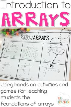 Introducing arrays i