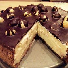Dnes som si spravila tento fajny cheesecake plny zdravých cukrov, dôležitých bielkovín a nenasytenych tukov aby som mala zajtra na pretekoch veeela energie :) :) Sweet Desserts, Sweet Recipes, Fitness Cake, Czech Recipes, Healthy Sweets, Desert Recipes, Cheesecake Recipes, No Bake Cake, Food Dishes
