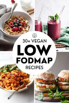 Vegan Recipes Easy Healthy, Vegetarian Breakfast Recipes, Healthy Eating Tips, Healthy Baking, Fodmap Diet, Low Fodmap, Dinner Dessert, Oatmeal Smoothies, Vegan Nutrition