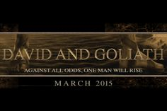 Tired of epic Bible films that don't stay true to the Biblical account? So was Tim Chey, director of ten different films, including his upcoming release,David and Goliath. Opening in theaters on April 3,David and Goliathwill join another new Bible production, Mark Burnett and Roma Downey'sA.D. Miniseries,for an Easter weekend debut.