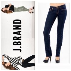 """J BRAND """"BABE"""" DENIMS.      WORN ONCE Inseam 33"""".        Rise 7"""".    Stretch 98% Cotton 2% Elastane.                                                                 🚫 TRADES 💯 AUTHENTIC 🚫 PAYPAL 1️⃣0️⃣% Off Bundles ⛔️ Accept Offers 📦 Fast Shipping 🚫 LOW BALLERS J Brand Jeans Boot Cut"""