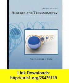 Algebra And Trigonometry With Analytic Geometry Pdf