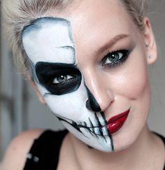 Half-Glam, Half-Skull