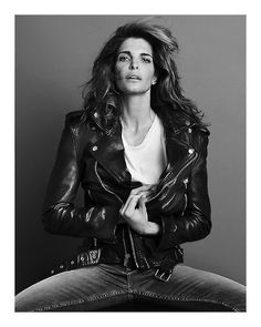 ages de raison: lauren hutton, stephanie seymour, tatjana patitz, daria werbowy and loulou robert by inez & vinoodh for vogue paris november 2012 Stephanie Seymour, Look Rock, Azzedine Alaia, Vogue Paris, Loulou Robert, Elite Model, Katharine Ross, Tatjana Patitz, Daria Werbowy