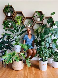 24 indoor plant decor ideas—from the nursery to kitchen
