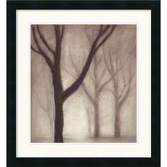 Gretchen Hess 'Forest I' Framed Art Print | Overstock.com Shopping - The Best Deals on Prints