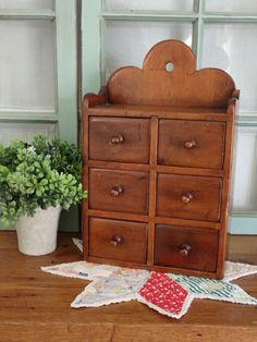 Cabinet Boxes, Primitive Country, Country Decor, Drawers, Decorating, Antiques, Furniture, Home Decor, Decor