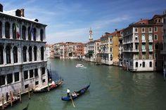 Twitter / andreagiusep: Classic #Venice shot. #Canal ...