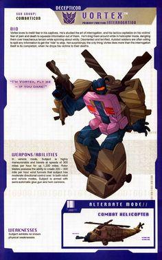 Transformer of the Day: Vortex