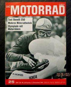 das motorrad __ hailwood