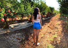 Pomegranate bokehrama portrait - Brenizer Method - Wikipedia