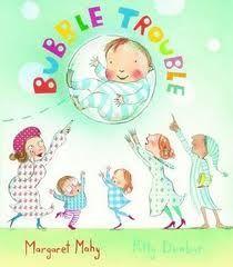 Cute idea - bubble day
