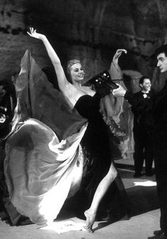 Anita Ekberg-La Dolce Vita 1960