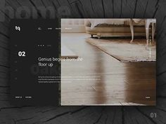@newcoolstudio - Tq homepage animation Web Design Tools, Tool Design, Animation, Flooring, Inspiration, Home, Biblical Inspiration, Hardwood Floor, Animation Movies