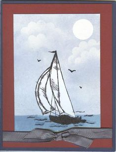 Come Sail With Me by enchantmint - Cards and Paper Crafts at Splitcoaststampers