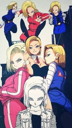 Android 18 forever and ever Android 18, Tatoo Manga, Akira, Manga Anime, Krillin And 18, Character Art, Character Design, Manga Dragon, Fan Art