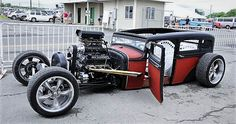 Rat Rod - Hot Rod