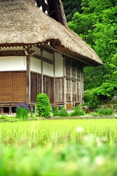 "Chashitsu (茶室, literally ""tea room"") for tea ceremony."