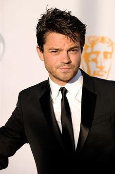 Actor Dominic Cooper, aghhhh(melt) he is my new favorite man :D