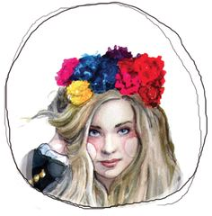 By: PAPERFASHION!   She is an incredible fashion illustrator. Check her outttt!