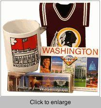 washington dc themed gift basket