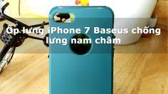 Ốp lưng iPhone 7 Baseus chống lưng nam châm - Đồ Chơi Di Động .com