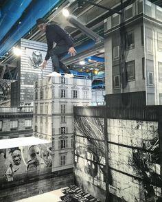 L'exposition pour les enfants @centrepompidou est encore ouverte tout l'été #Galeriesdesenfants 4-12ans ! by jr