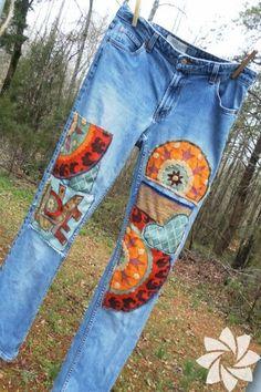 Ben yetenekliyim daha iyi şekiller ortaya çıkarabilirim derseniz, işte bu pantolon size ilham kaynağı olsun.