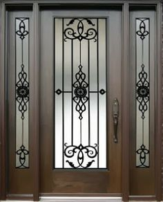 Simple Ideas when Choosing the Right Iron Doors