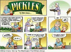 Pickles | Comics | ArcaMax Publishing