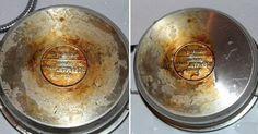 Забытое средство для очистки кухонной утвари от жира и грязи. Это средство с лёгкостью заставит сиять чистотой твою посуду!