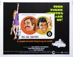 Your Three Minutes Are Up! - USA (1973) Director: Douglas Schwartz
