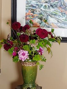 Glass Vase, Floral Design, Plants, Home Decor, Decoration Home, Room Decor, Floral Patterns, Plant, Home Interior Design