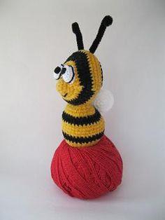 """""""Crochet  Amigurumi Cute BEE   """"JooJoo""""."""" #Amigurumi  #crochet"""