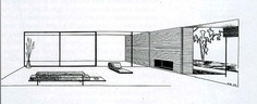Case Study House #16 / Salzman House / Craig Ellwood / 1952 / Included in 2013 on US's National Register of Historic Places / NB! There are 2 CSH #16 /