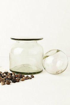 Seville Glass Terrarium #anthropologie