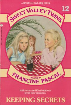 Oh I remember!!!   Jessica and Elizabeth, you were the girls every 11 year old wanted to be back in 1987