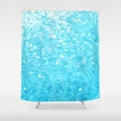 Swimming Pool Shower Curtain Custom Photo by MScottPhotography  -- Join DigiColorCreations.com today and make custom-designed items for your Etsy shop!