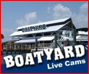 Restaurants Panama City Beach - Boatyard Restaurant - Panama City Beach - This is where we got on the fishin boat!