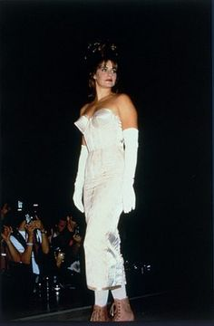 1983 - Jean Paul Gaultier corset dress
