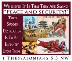 1 Thessalonians 5:3.