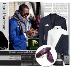 Paul Parkman - Men's luxury fashion by monmondefou on Polyvore featuring polyvore, fashion, style, H&M, Stelton, Bulgari and Samsung