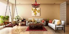 20+ Amazing Living Room Designs Indian Style, Interior Design and Decor Inspiration | Colors Ideas | Indian Home Style And Decoration #IndianHomeDecor