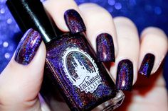Swatch of November 2014 by Enchanted Polish by diamant sur l'ongle