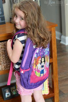 LEGO backpack for girls
